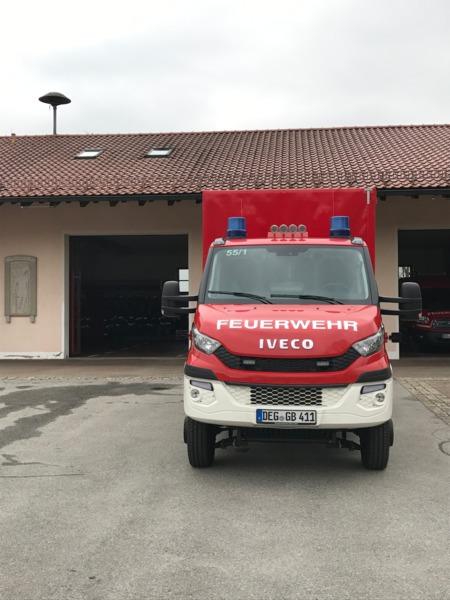 Freiwillige Feuerwehr Edenstetten e V  - Fahrzeuge